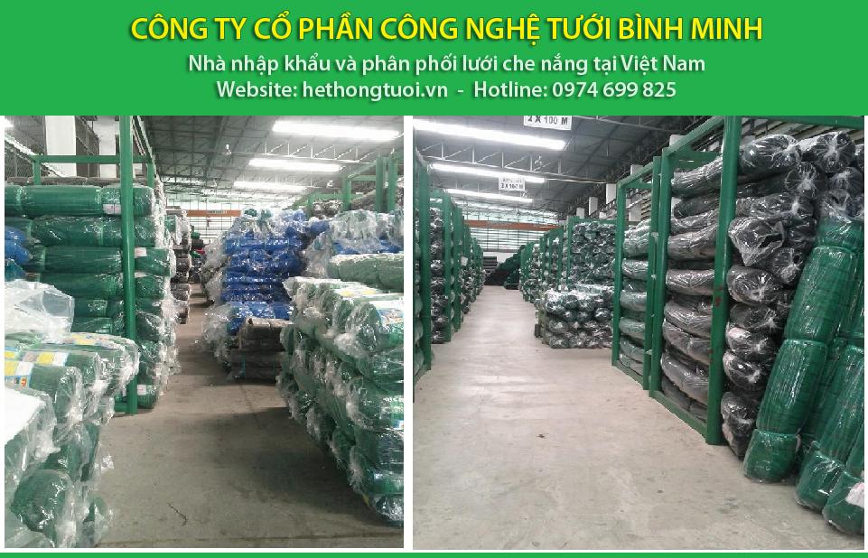 Lưới Che Nắng trồng rau, cây trồng, công trình... giá rẻ tại Hà Nội !