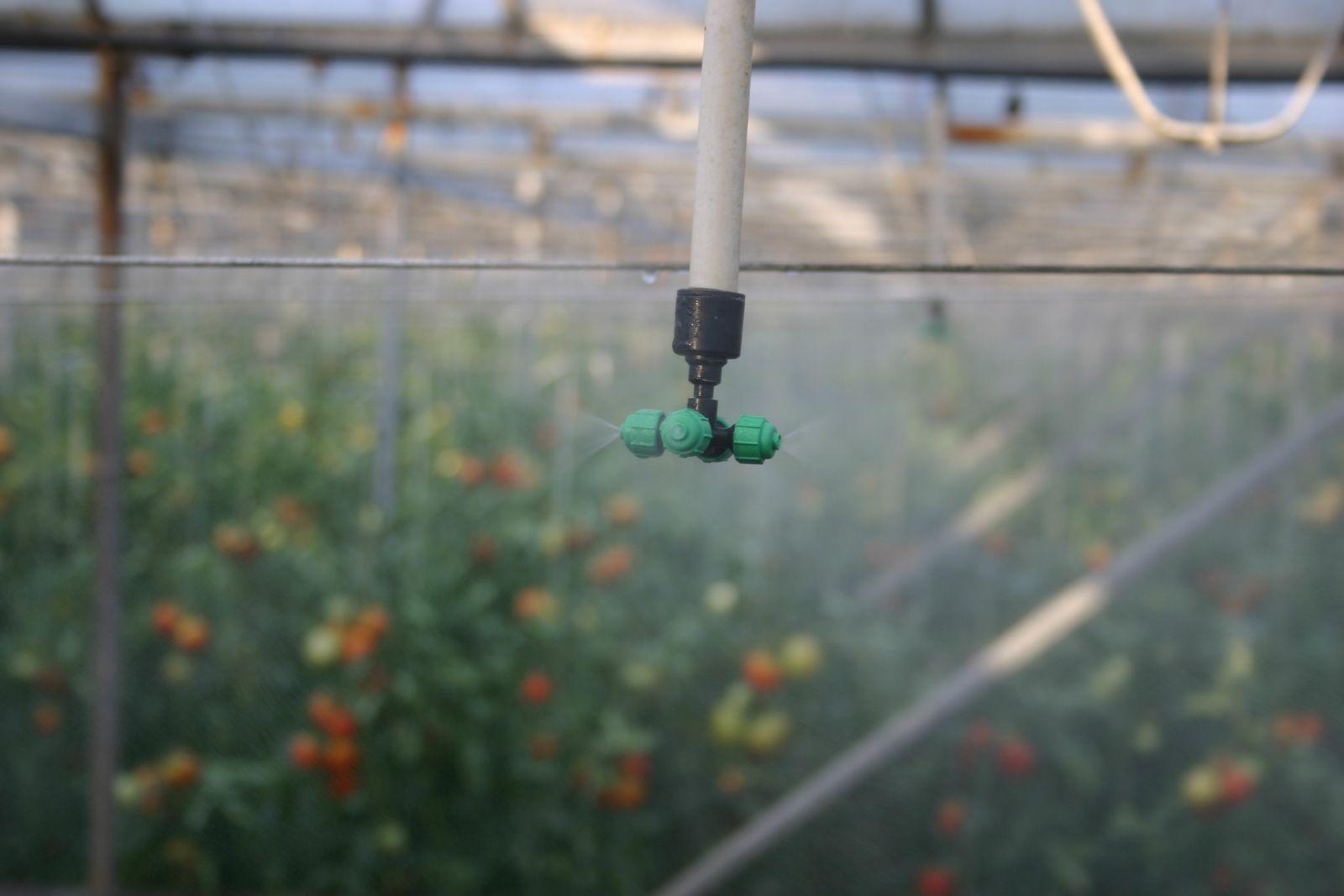 Thiết kế thi công hệ thống tưới nông nghiệp