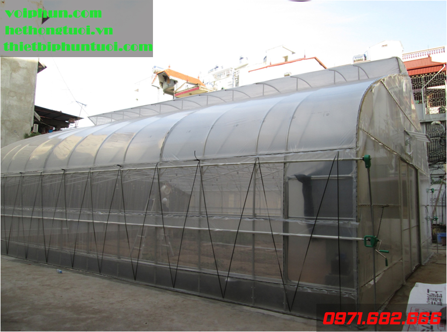 Thiết kế nhà lưới, báo giá lưới trồng rau sạch, lưới chắn côn trùng trồng rau sạch, vật tư nhà lưới
