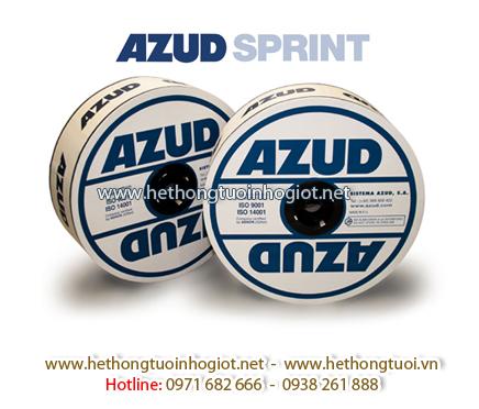 Dây nhỏ giọt Azud Sprint 160/1.6L-0.30mm - 0.20m